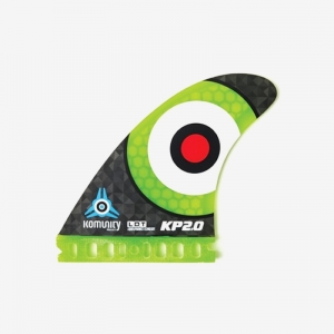 KP 2.0 Thruster Fin Set (FCS or Futures compatible)